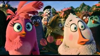 Angry Birds vo filme - trailer na rozprávku