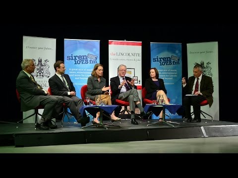 East Midlands European Elections 2014: The Debate