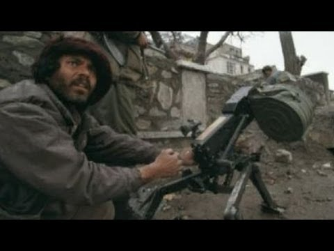 AFGHANISTAN AFTER US TROOPS LEAVE - BBC NEWS