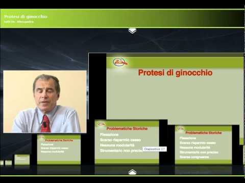 Protesi di ginocchio - Dott. Alessandro Lelli