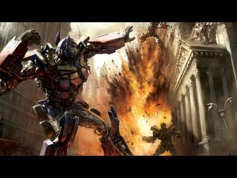 Transformers 3 Birdman featurette 2011 Dark of the Moon movie trailer