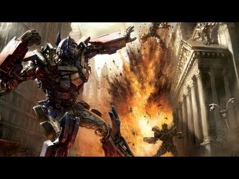 Transformers 3 Birdman featurette 2011 Dark of the Moon movie trailer
