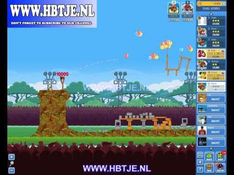 Angry Birds Friends Tournament Level 6 Week 104 (tournament 6) no power-ups