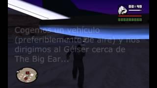 Como Conseguir El OVNI En GTA SAN ANDREAS Sin Mods