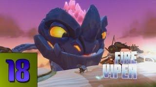 Skylanders Swap Force Gameplay: Fire Viper Part 18