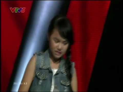 Lê Dương Quỳnh Anh - Giọng hát Việt Nhí 2013 Tập 5 Ngày 29/6/2013