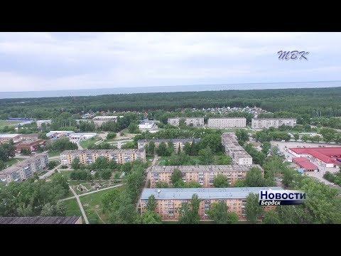 Областное правительство поможет Бердску со строительством нового водовода