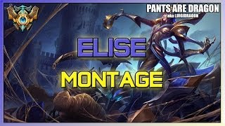 Challenger Elise Montage Pants Are Dragon League Of
