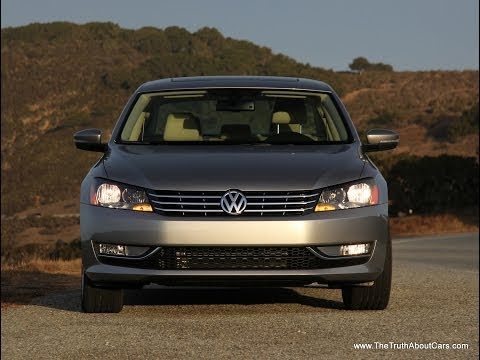 2014 Volkswagen Passat TDI Review and Road Test