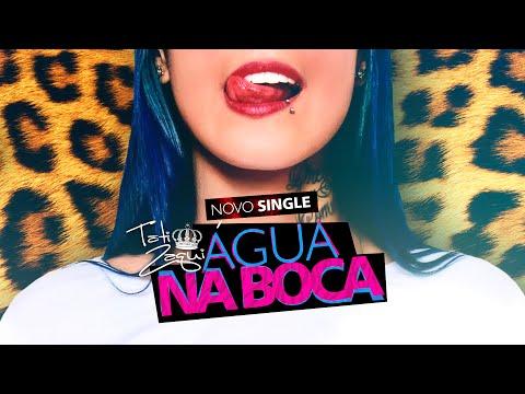 MC Tati Zaqui - Água na Boca (DJ Perera) (Lyric Video)