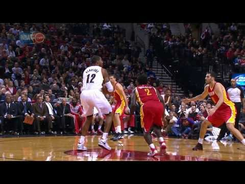 LaMarcus Aldridge DOMINATES the Rockets
