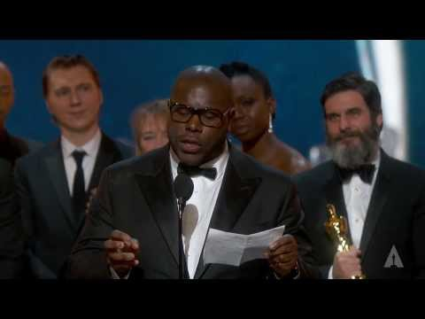"""12 Years a Slave"" winning Best Picture"