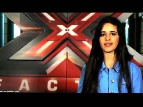 meet camila cabello x factor audition full movie