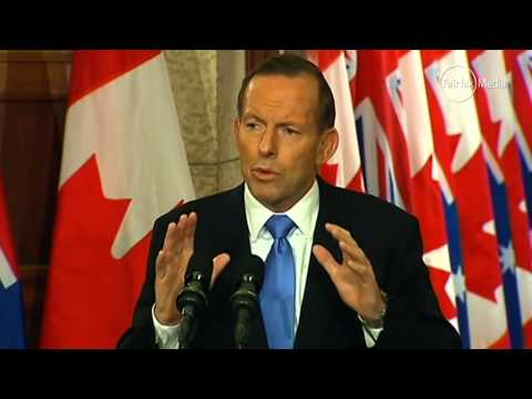 """Climate change not the most important problem the world faces,"" Tony Abbott"