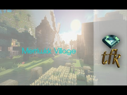 Minecraft Cineamtic - Merriwick Village