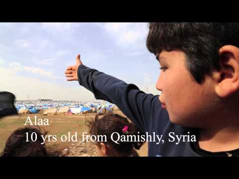 WFP Iraq Syria video story