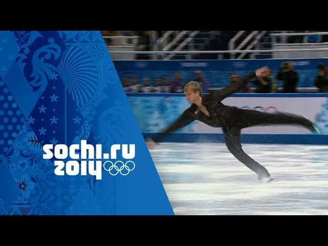 Team Figure Skating - Men's Free Skating Final | Sochi 2014 Winter Olympics