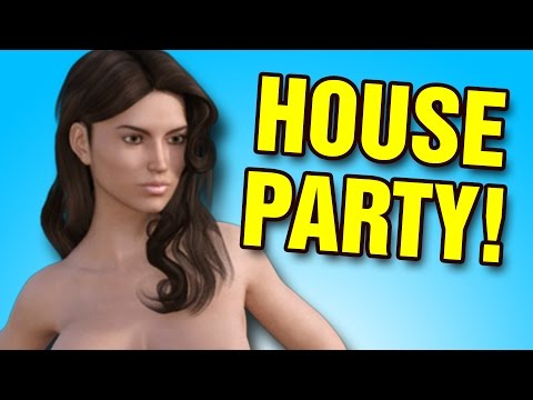 House Party Uncensored Video