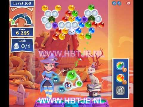 Bubble Witch Saga 2 level 100