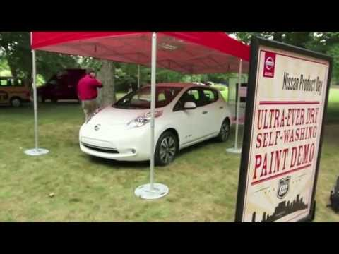 "Nissan Leaf - ""Cleanest car on earth"""