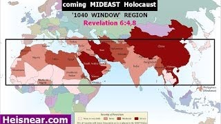 MIDEAST-World CRISIS To EXPLODE; Believers Who MISS The