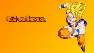 Como Desenhar O Goku/ How To Draw Goku