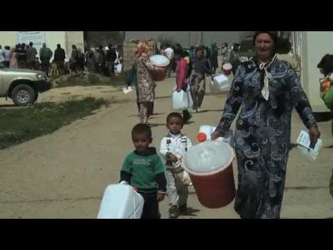Syria conflict: Supporting refugees in need