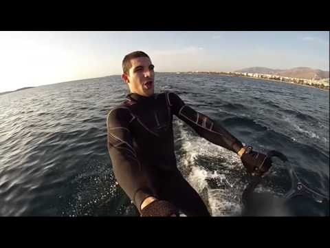 GoPro water sports and fantasy in Greece 2