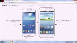 Samsung Galaxy S4 Mini E Samsung Galaxy Win Duos Analise