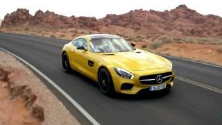 Novo esportivo da Mercedes, o AMG GT, chega ao Brasil