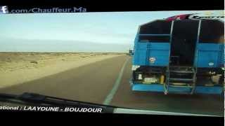 """Sur La Route '' SAHARA DU MAROC"""""""