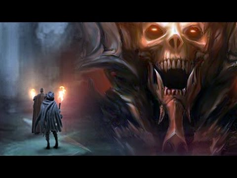 Diablo 3 Ancient Lore - Short Film - The Story of Uldyssian - in honor of BlizzCon 2014