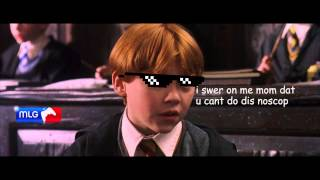 Harry Potter And The MLG N0sc0p3r