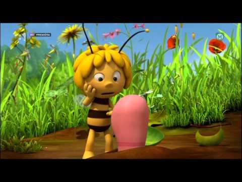 Včielka maja - Majina záhrada