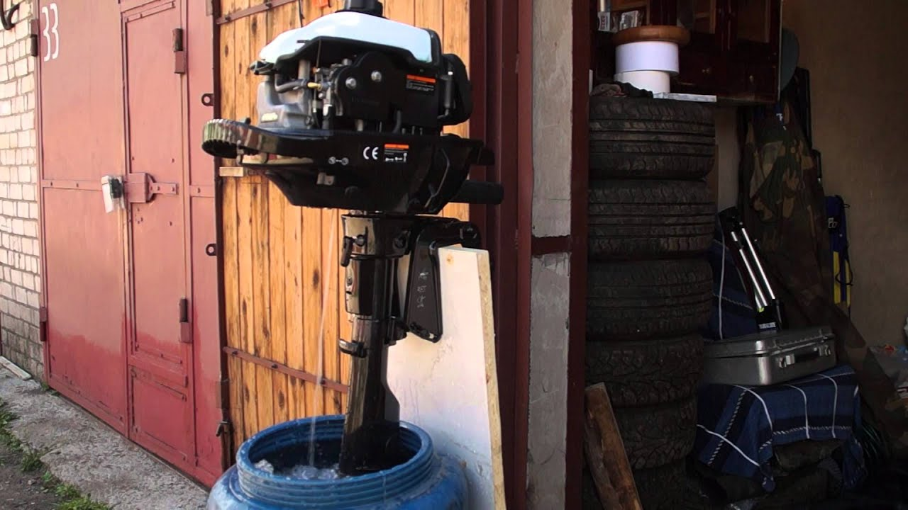 видео лодочный мотор hdx t 2.6 cbms