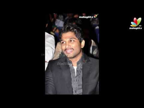 Allu Arjun Race Gurram next schedule in Norway | Iddarammayilatho | Surender Reddy