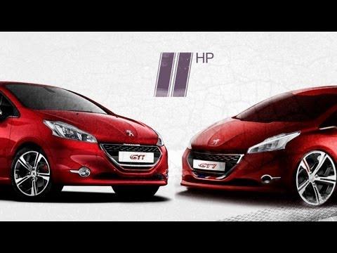 "Peugeot 208 GTI. ""Две Лошадиные Силы"""
