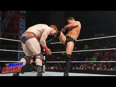 Sheamus vs. The Miz: WWE Main Event, July 15, 2014