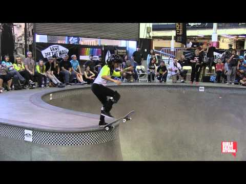 Cheryl Jumao-as - Vans Girls Combi Pool Classic 2013