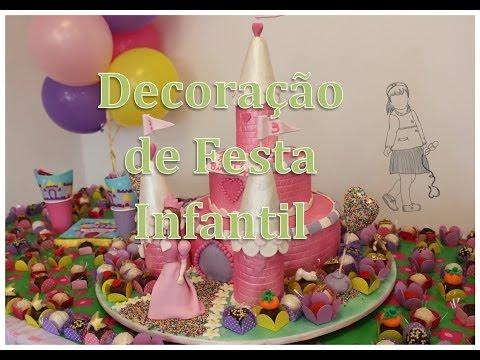 DECORAÇÃO DE FESTA INFANTIL- Mãe De Primeira Viagem #20