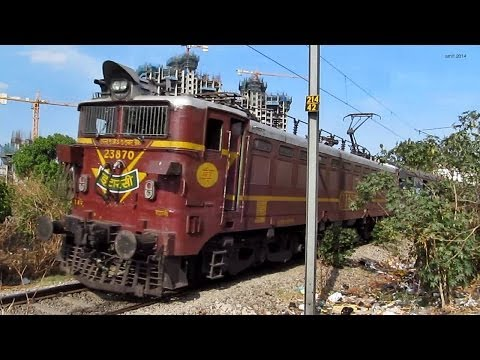 Itarsi WAG-5A Honks away with Sambalpur - YPR Weekly Special