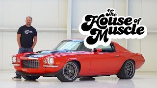 Project ZL-70: Chevrolet Camaro - The House Of Muscle Ep. 7. MotorTrend.