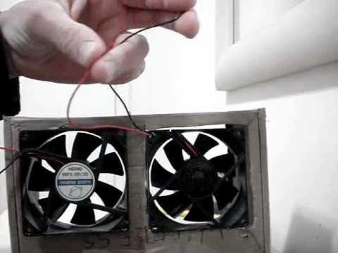 Tutorial - Como fazer um Gerador Eólico caseiro