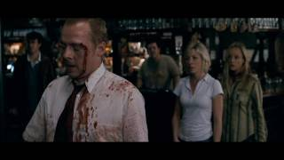 Shaun Of The Dead Jukebox Fight Scene