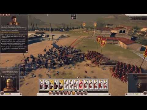 Rome 2: Total War Gameplay