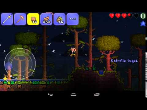 Mi primer video de YouTube :0 Terraria Cap.1