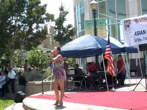 Polynesian Dance, Maddie Singing 舞蹈 歌唱 - 8