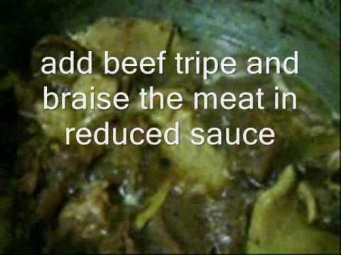 BEEF PARES