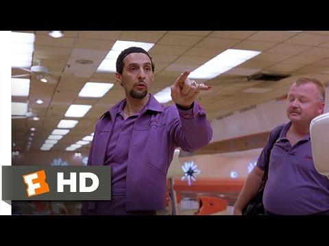The Big Lebowski (5/12) Movie CLIP - Nobody F's With Jesus (1998) HD