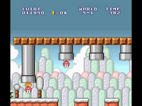 Super Mario All-Stars - Vizzed.com Play - User video